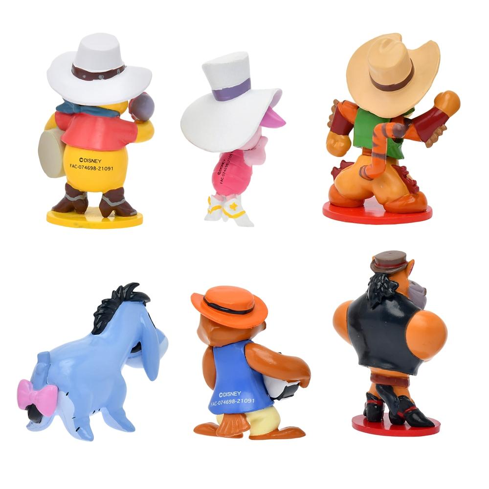 プー&フレンズ シークレットフィギュア Western Pooh