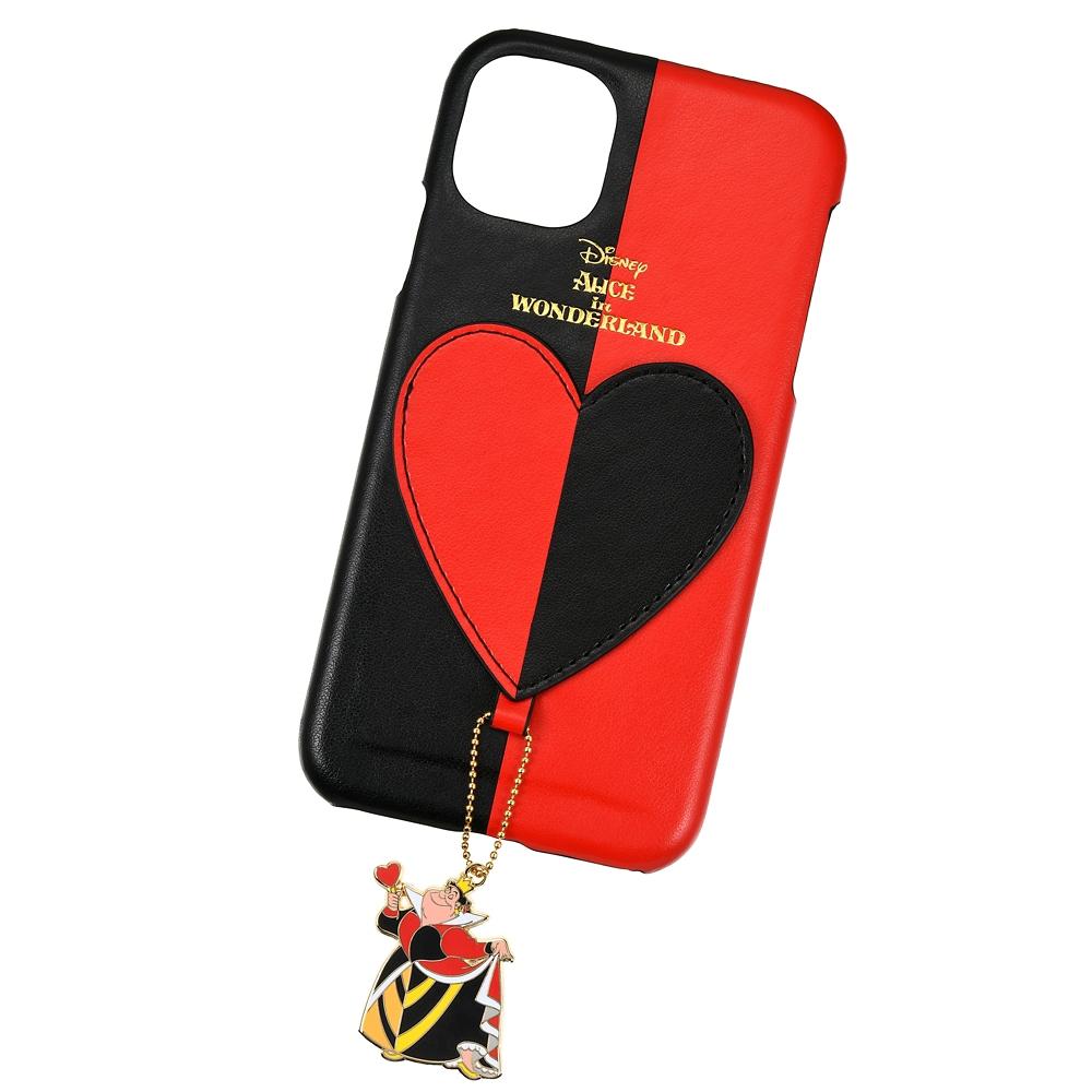 ハートの女王 iPhone 11用スマホケース・カバー Alice in Wonderland 70