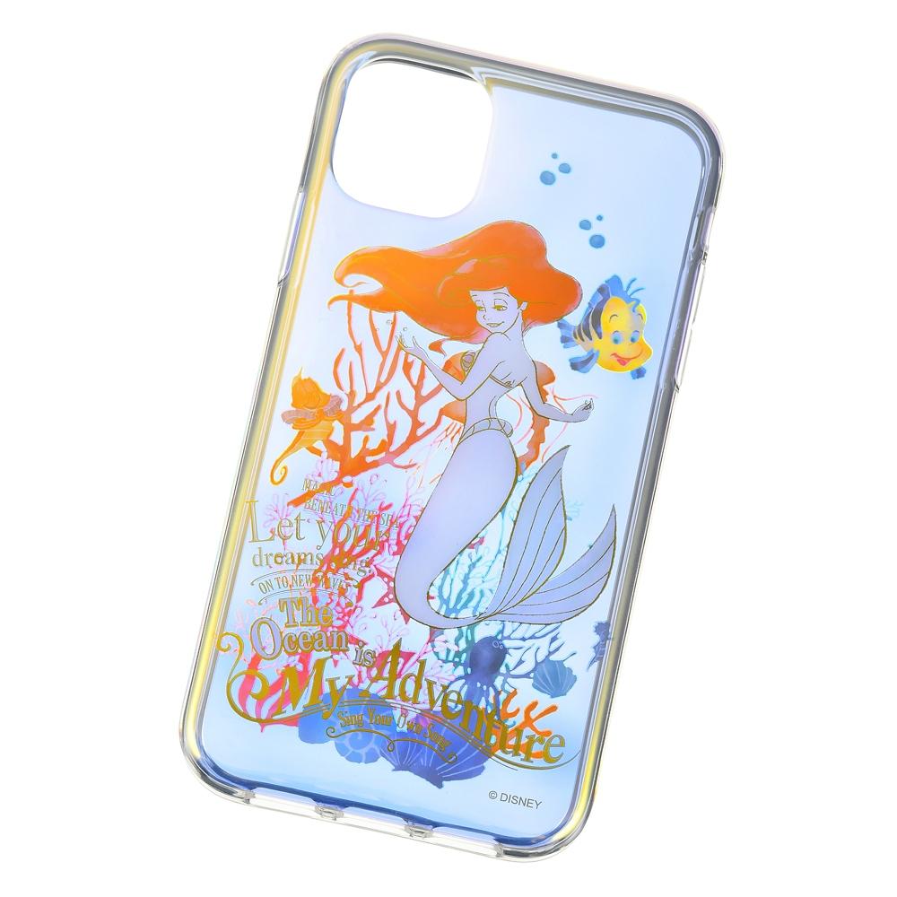 アリエル&フランダー iPhone 11用スマホケース・カバー The Little Mermaid 2021