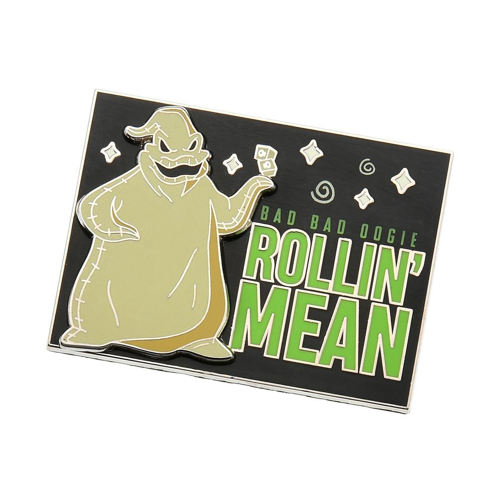 ブギー ピンバッジ Rollin' Mean