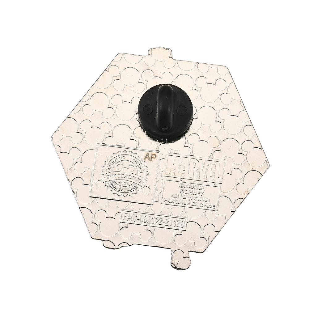 マーベル ブラックパンサー ピンバッジ メタルレリーフ