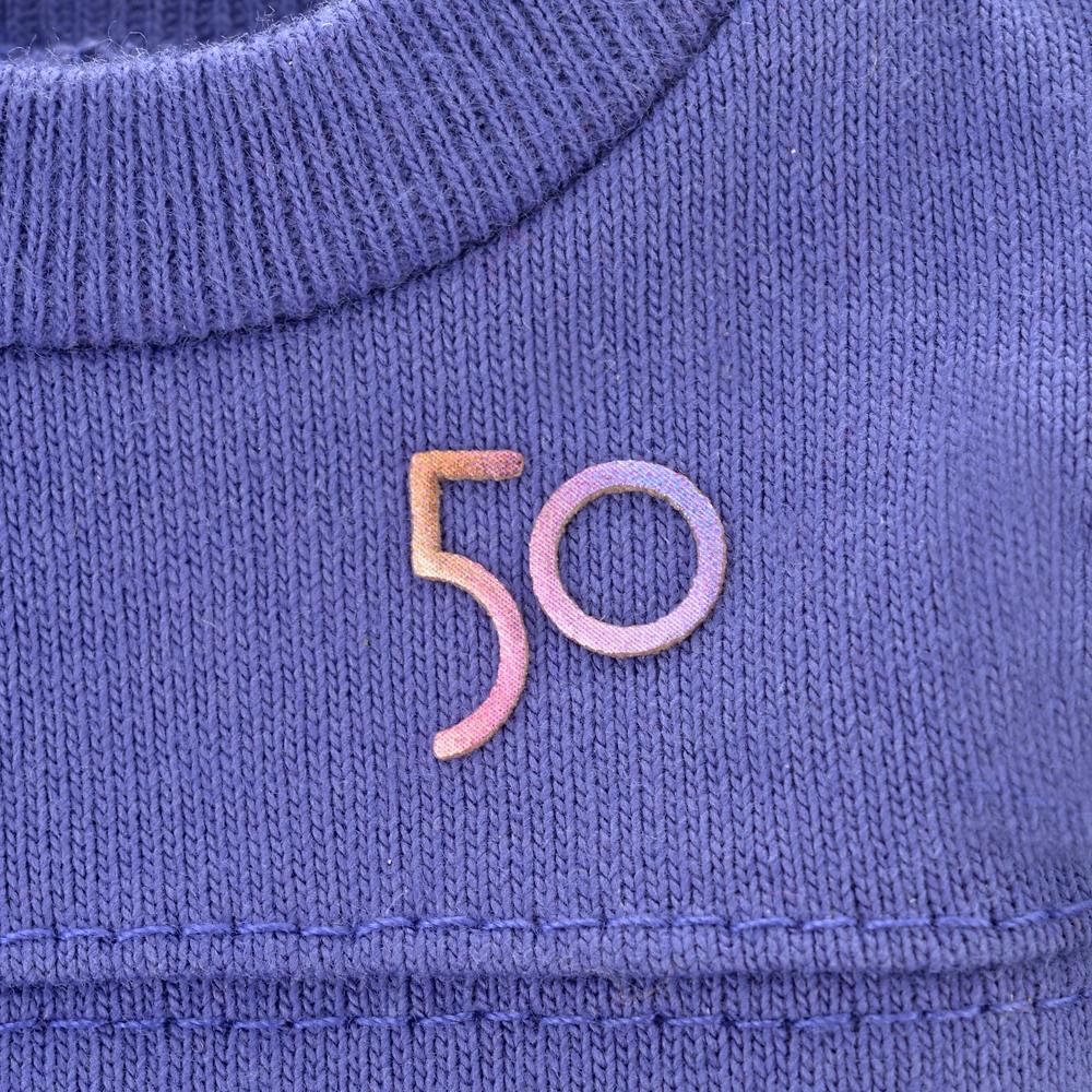 【Spirit Jersey】nuiMOs ぬいぐるみ専用コスチューム 長袖Tシャツ WALT DISNEY World 50TH CELEBRATION