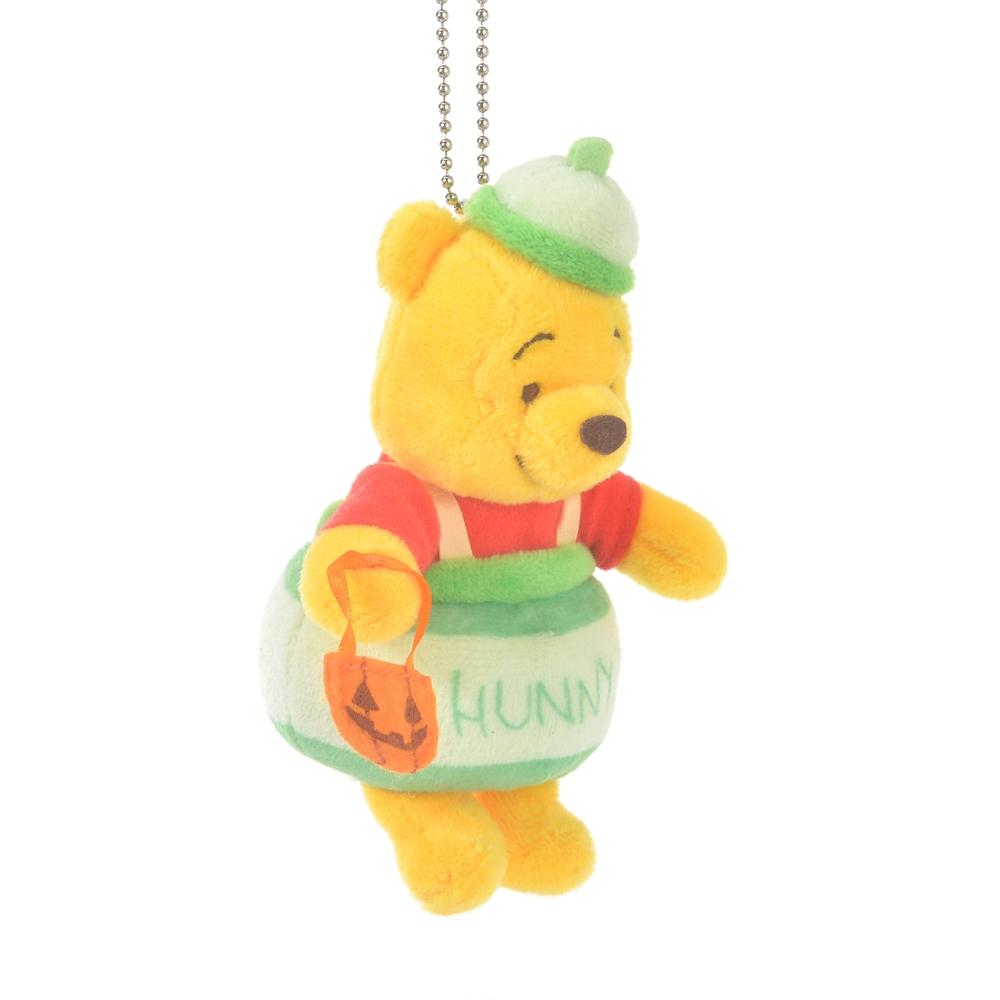 プーさん ぬいぐるみキーホルダー・キーチェーン Halloween Pooh