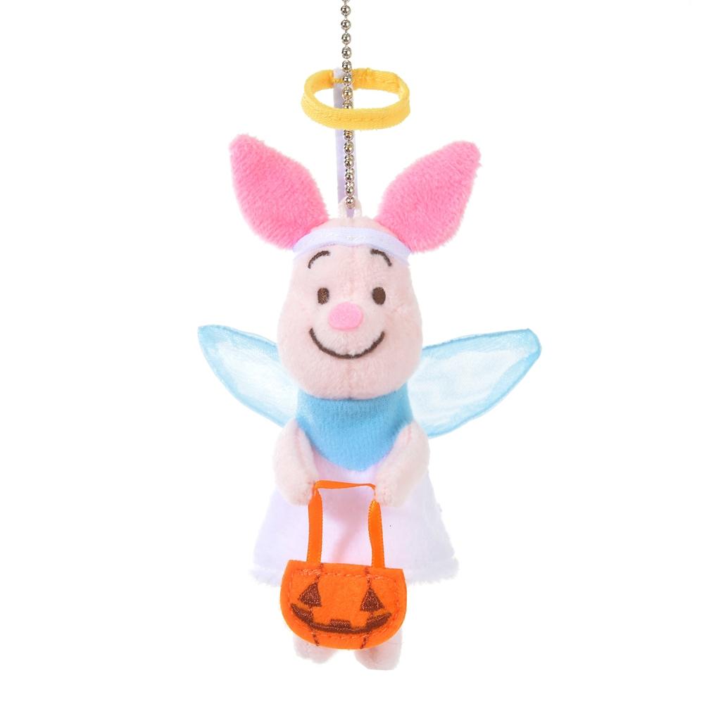 ピグレット ぬいぐるみキーホルダー・キーチェーン Halloween Pooh