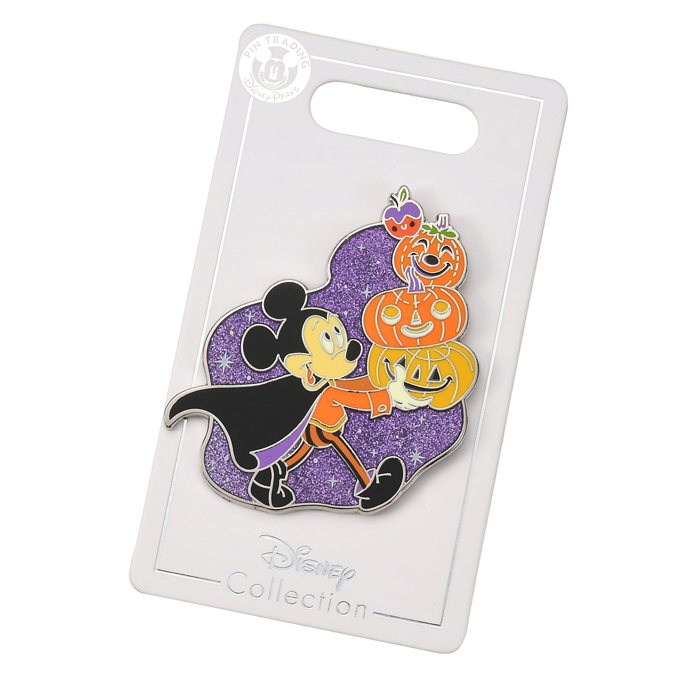 ミッキー ピンバッジ Disney Halloween 2021