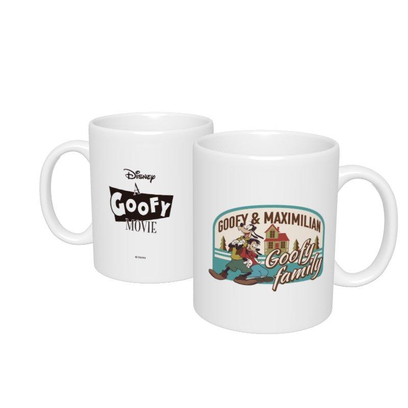 【D-Made】マグカップ  グーフィー&マックス We love Goofy