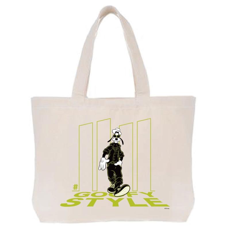 【D-Made】トートバッグ  グーフィー #GOOFY STYLE