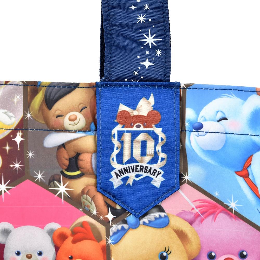ユニベアシティ トートバッグ クリスタルアート UniBEARsity 10th ANNIVERSARY