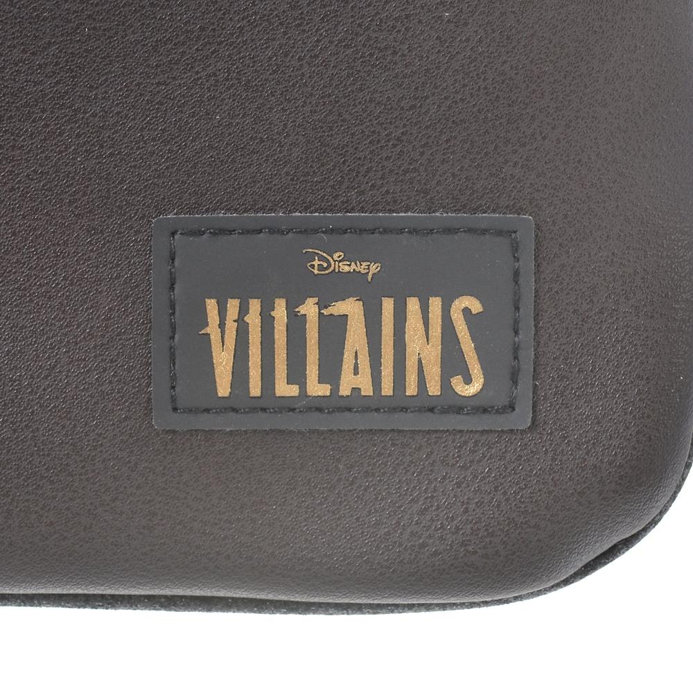 マレフィセント&ディアブロ ポーチ フラット Disney Villains 2021