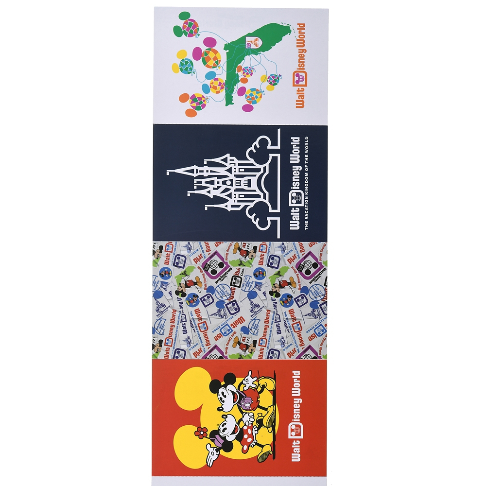 ディズニーキャラクター ポストカード セット WALT DISNEY World 50TH VAULT