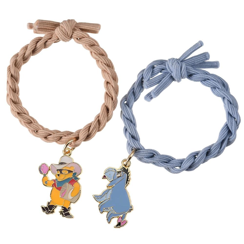 プーさん&イーヨー ヘアポニー・ブレスレット Western Pooh
