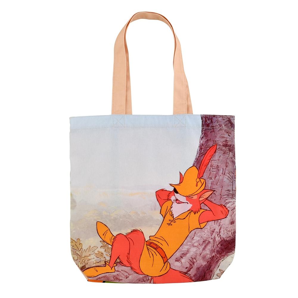ロビン・フッド トートバッグ The Fox and the Hound 40th
