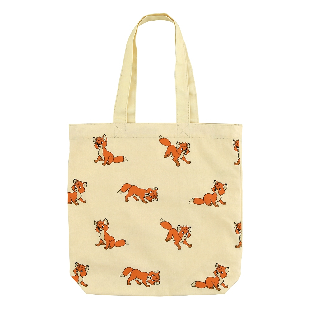 トッド トートバッグ きつねと猟犬 The Fox and the Hound 40th