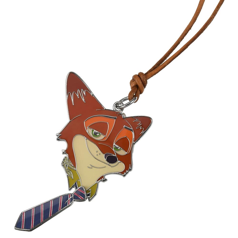 ニック・ワイルド ネックレス The Fox and the Hound 40th