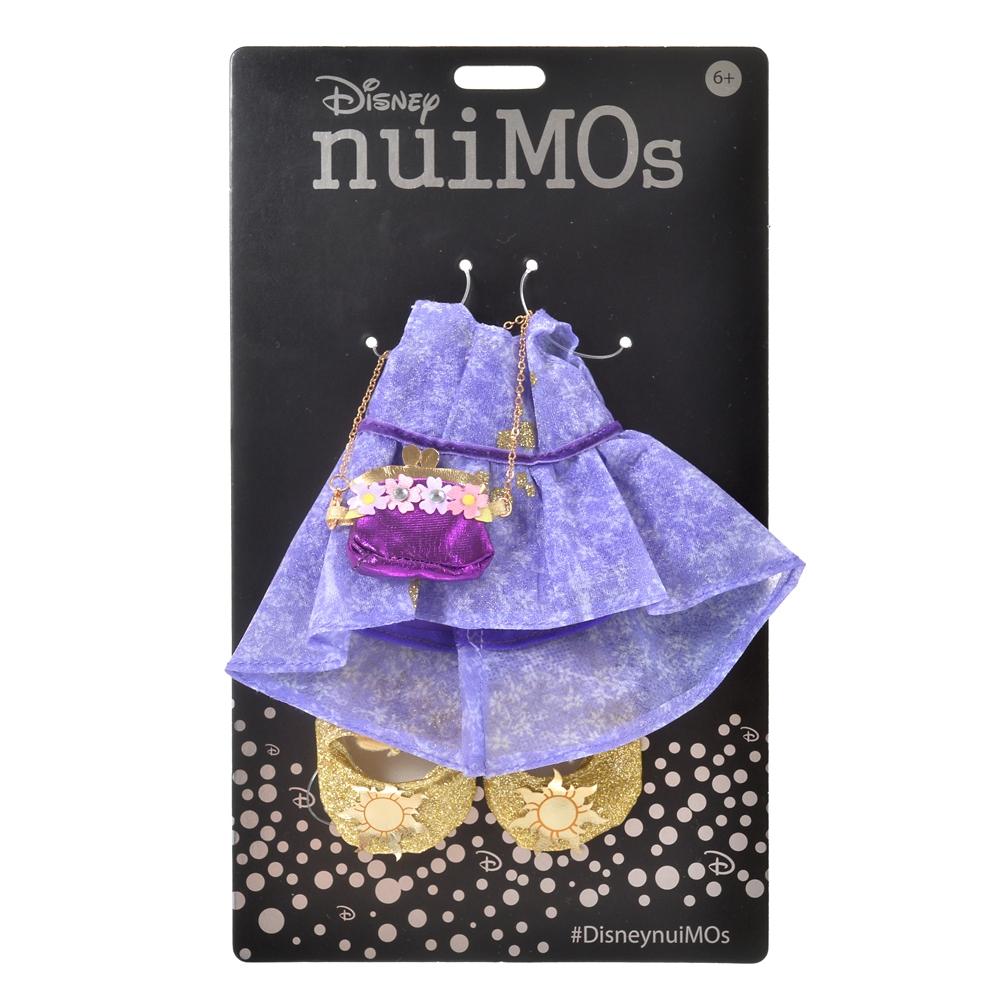 nuiMOs ぬいぐるみ専用コスチューム ドレスワンピースセット 塔の上のラプンツェル Princess