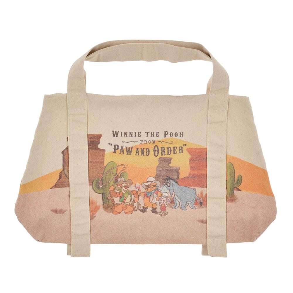 プー&フレンズ トートバッグ Western Pooh