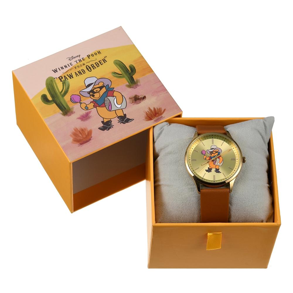 プーさん 腕時計・ウォッチ Western Pooh
