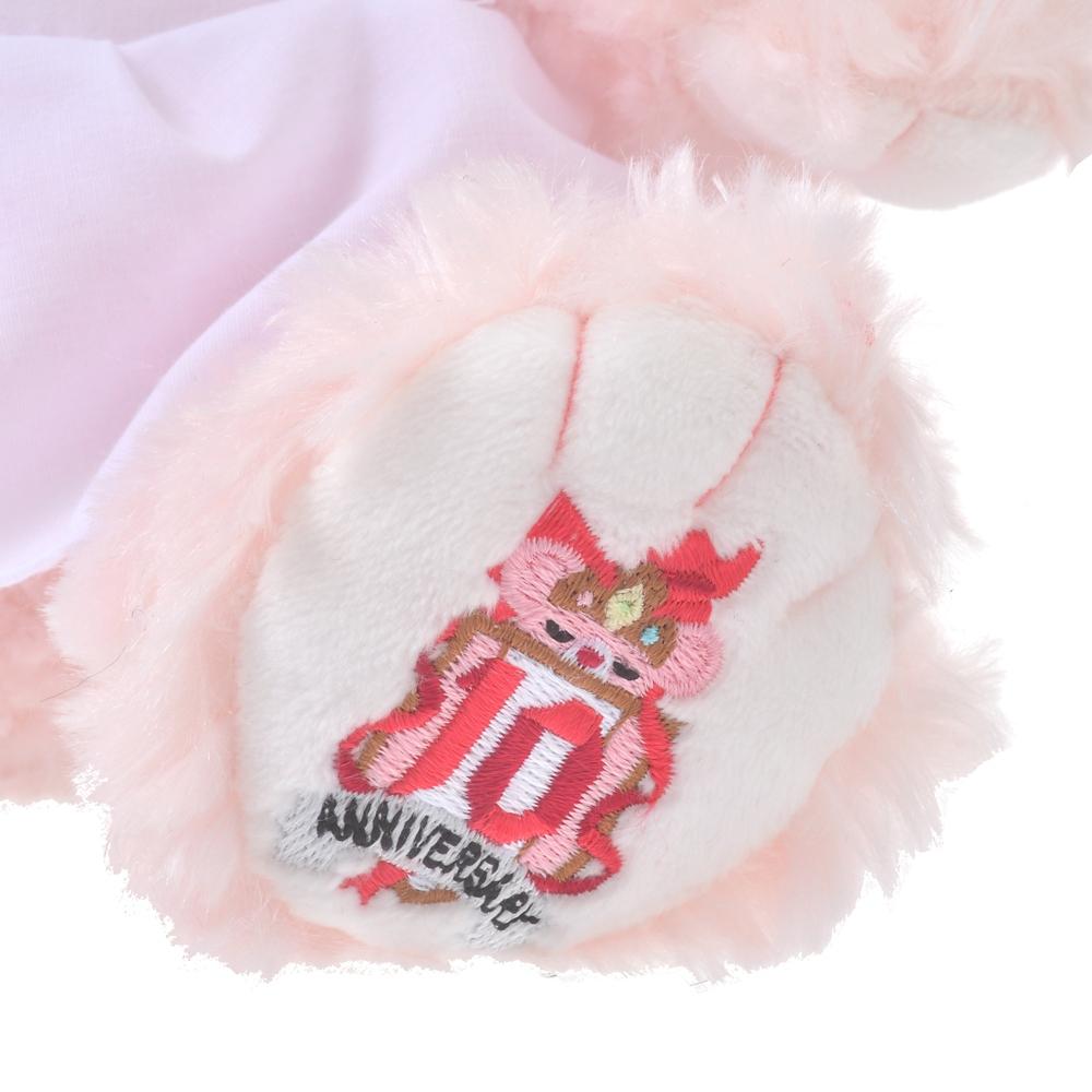 ユニベアシティ ローズローズ(S) ぬいぐるみ ぬいぐるみ専用パペット付き UniBEARsity 10th ANNIVERSARY