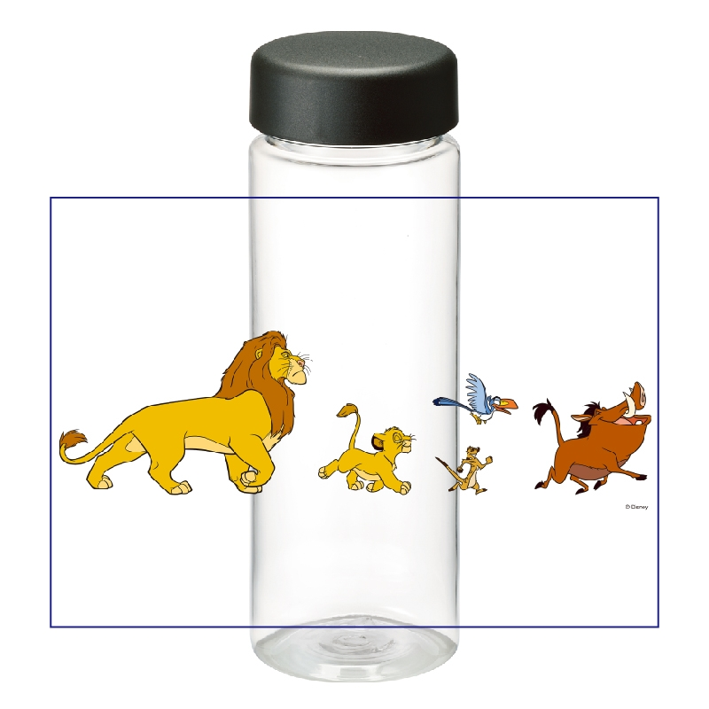 【D-Made】クリアボトル ライオン・キング