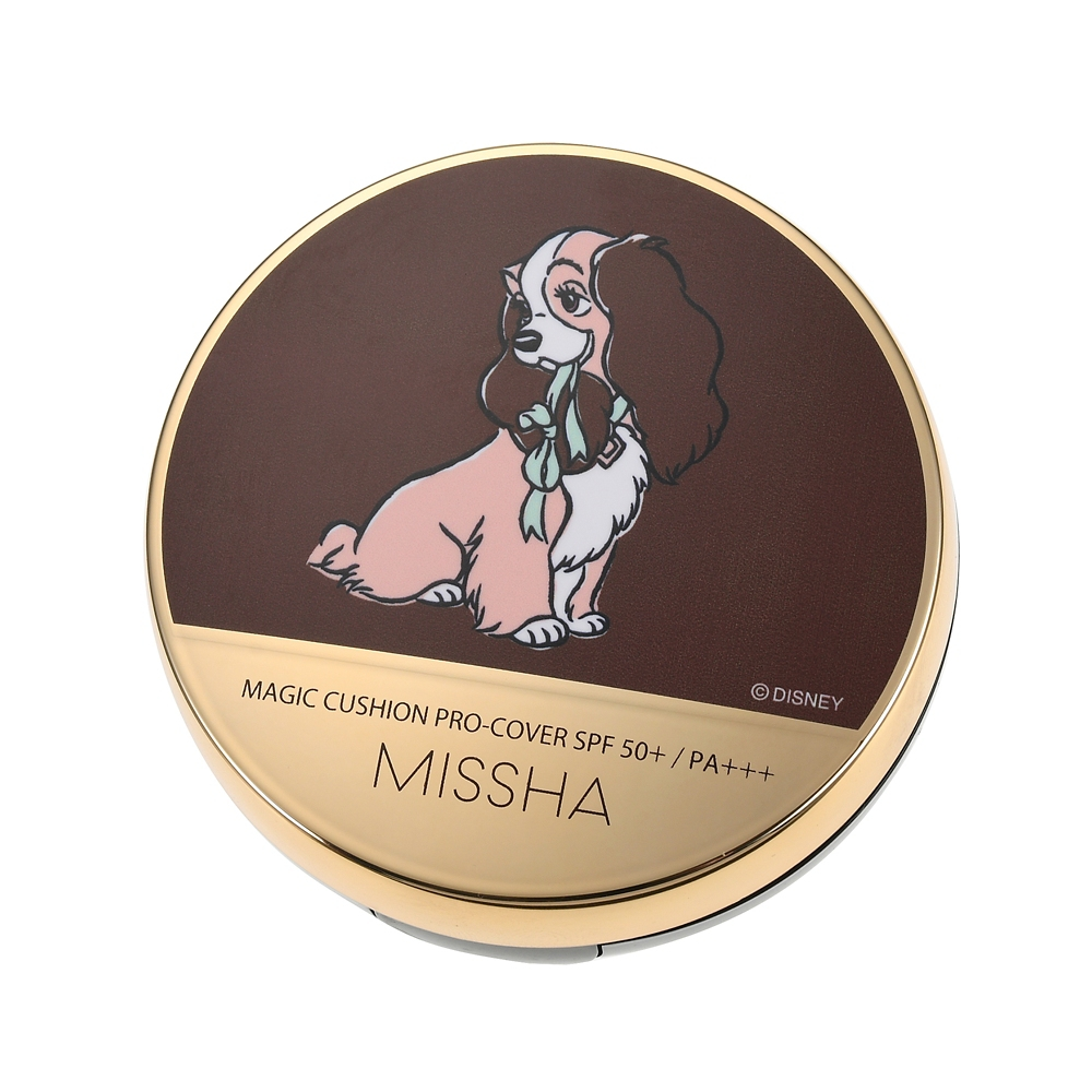 【MISSHA】レディ M クッションファンデーション プロカバー No.23 Chocolate cosme