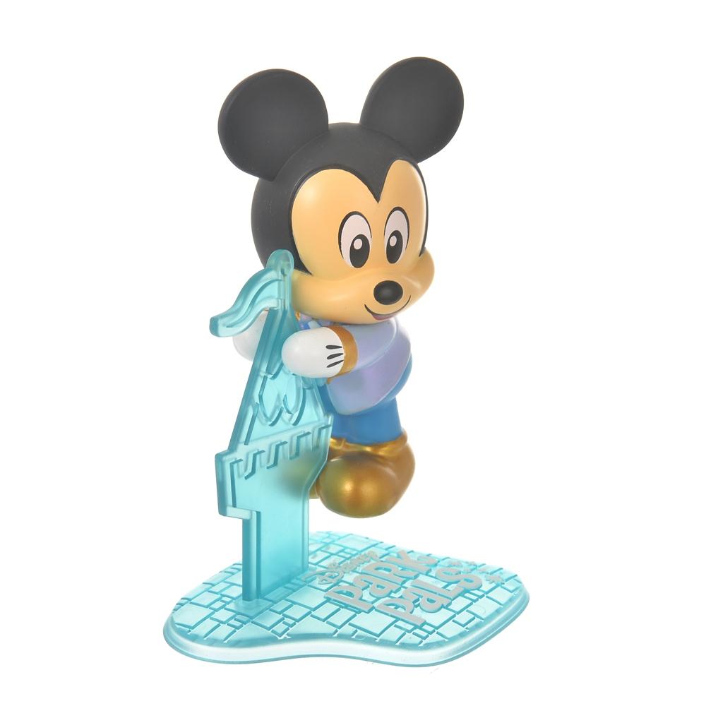 ミッキー フィギュア Disney Park Pals WALT DISNEY World 50TH CELEBRATION