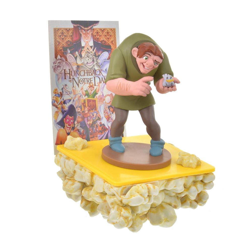 ディズニーキャラクター シークレットフィギュア2 Movie Popcorn