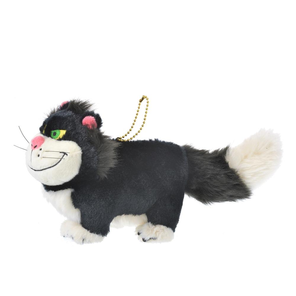 【ゲストリクエスト受注】ルシファー ぬいぐるみキーホルダー・キーチェーン I Love MY Disney CAT