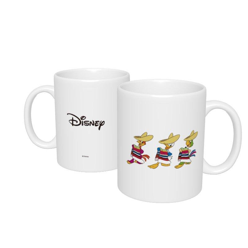 【D-Made】マグカップ  三人の騎士 Donald Duck Birthday