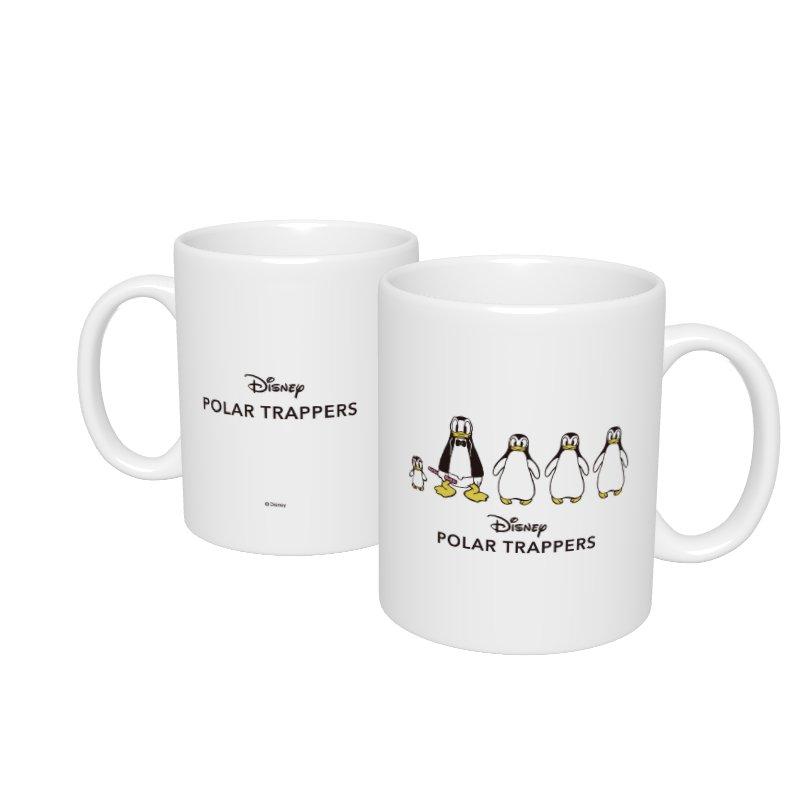 【D-Made】マグカップ  ドナルドの南極探検 Polar Trappers