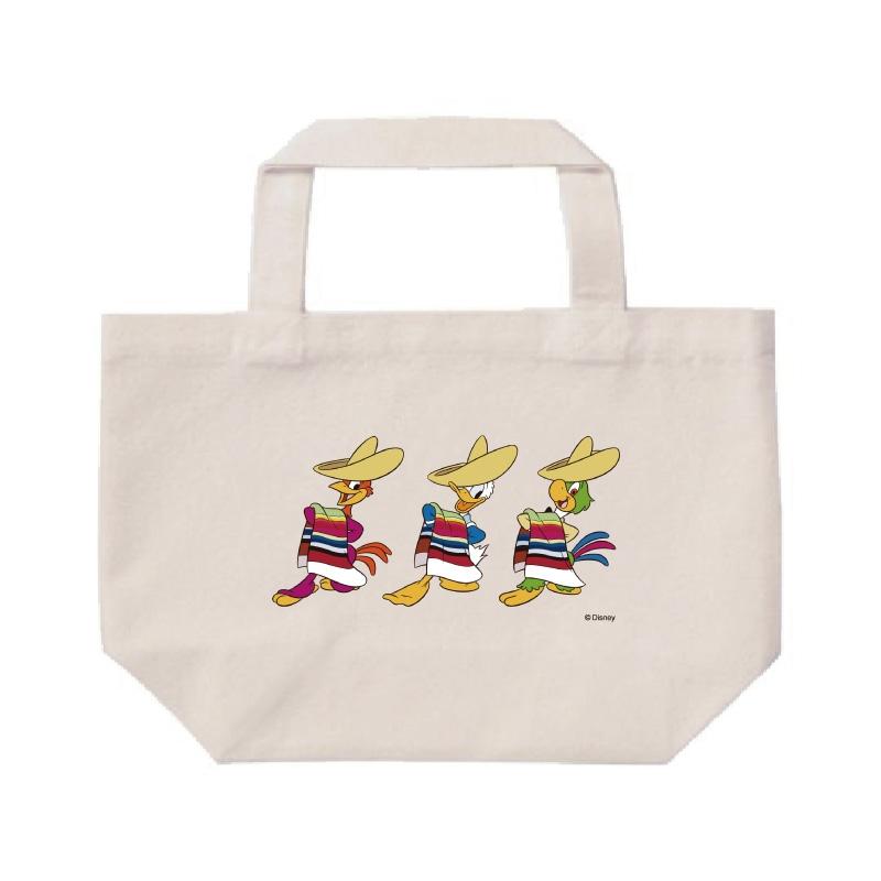 【D-Made】ミニトートバッグ  三人の騎士 Donald Duck Birthday