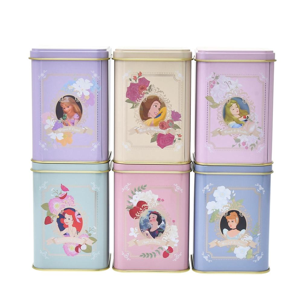 【送料無料】【LUPICIA】ディズニープリンセス フレーバードティー 6缶セット