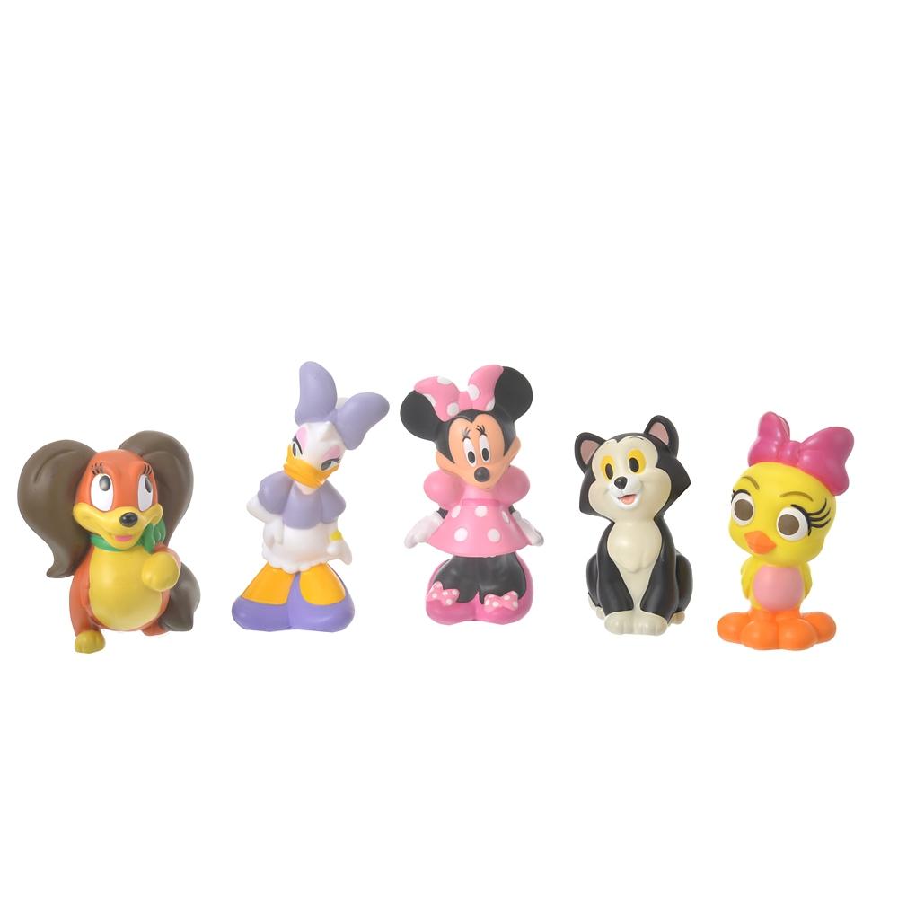 ディズニーキャラクター おもちゃ フィギュアセット お風呂