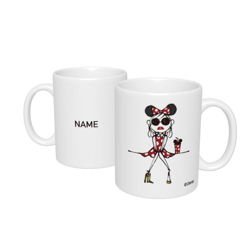 【D-Made】名入れマグカップ  Disney Artist Collection by Daichi Miura