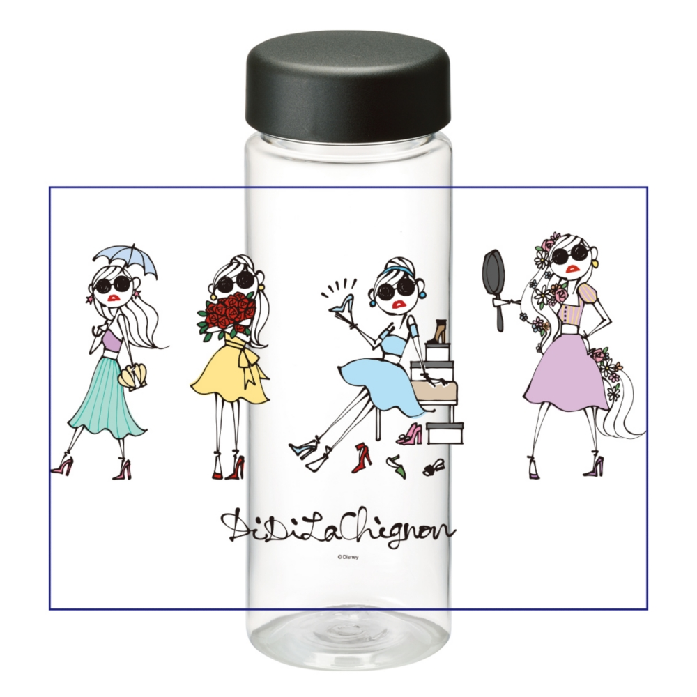 【D-Made】クリアボトル グリーン&イエロー&ブルー&パープル Daichi Miura Princess