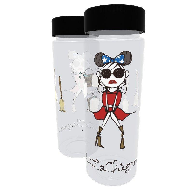 【D-Made】クリアボトル DiDiLaChignon Disney Artist Collection by Daichi Miura Fantasia