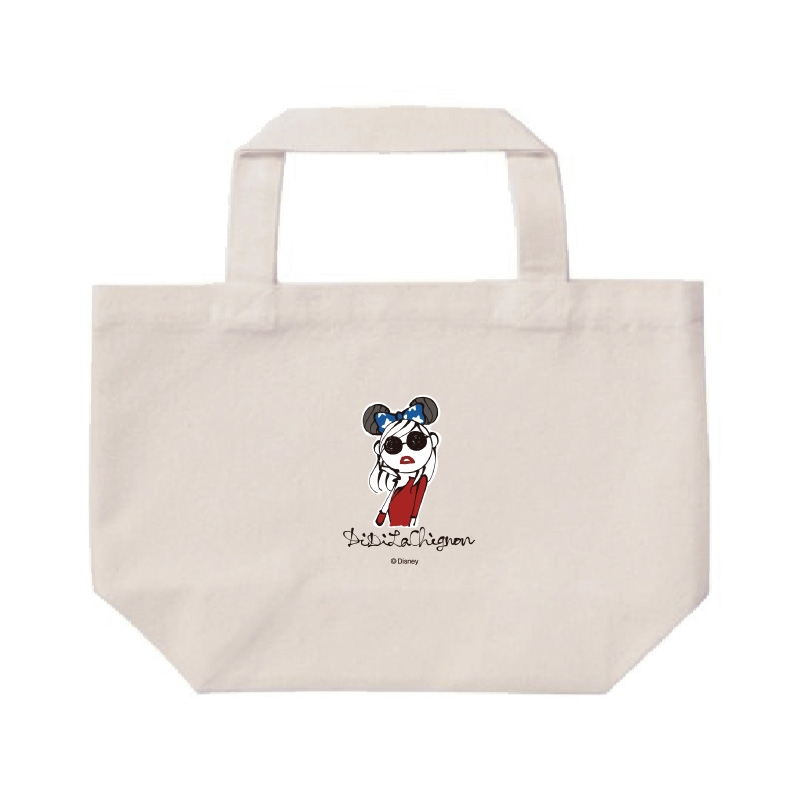 【D-Made】ミニトートバッグ  DiDiLaChignon Disney Artist Collection by Daichi Miura Fantasia