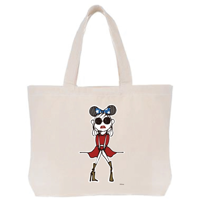 【D-Made】トートバッグ  Disney Artist Collection by Daichi Miura Fantasia
