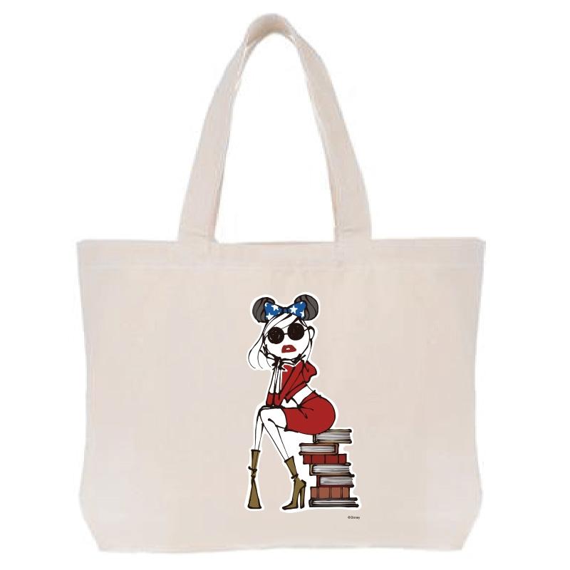 【D-Made】トートバッグ  Book Disney Artist Collection by Daichi Miura Fantasia