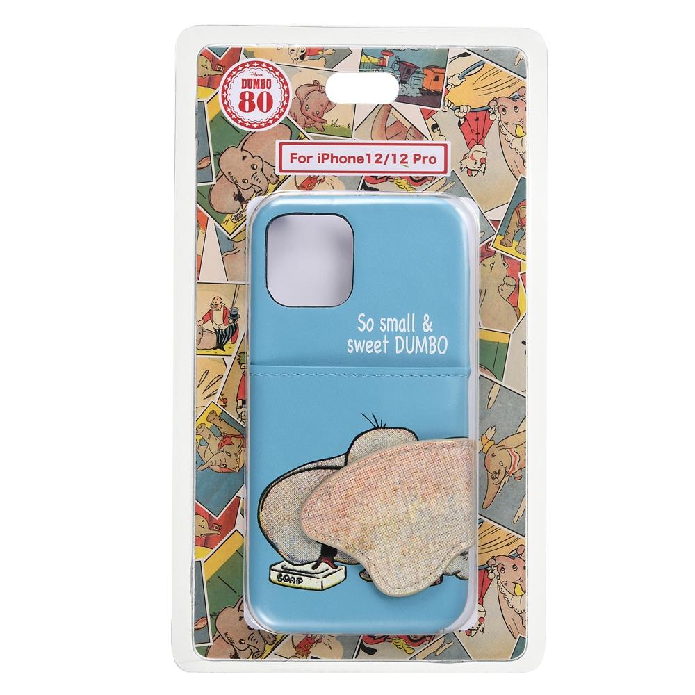 ダンボ&ティモシー iPhone 12/12 Pro用スマホケース・カバー Dumbo 80