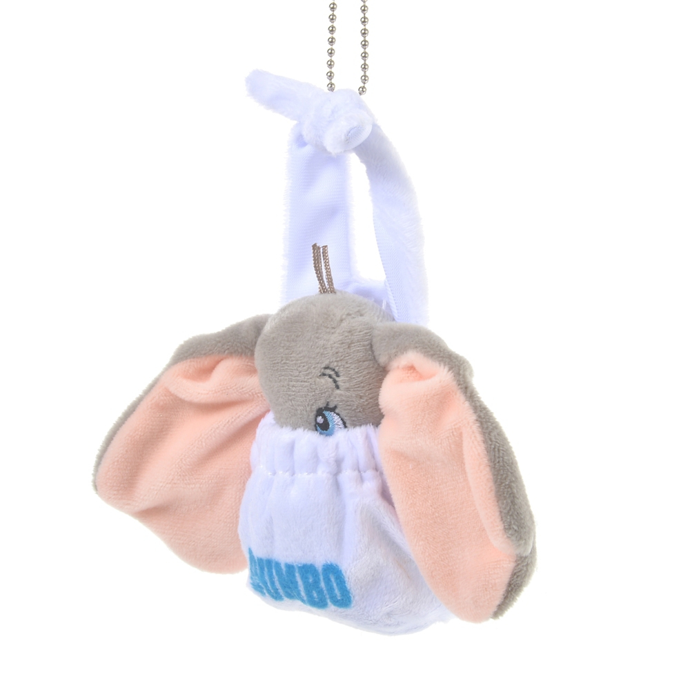 ダンボ ぬいぐるみキーホルダー・キーチェーン Baby Dumbo 80