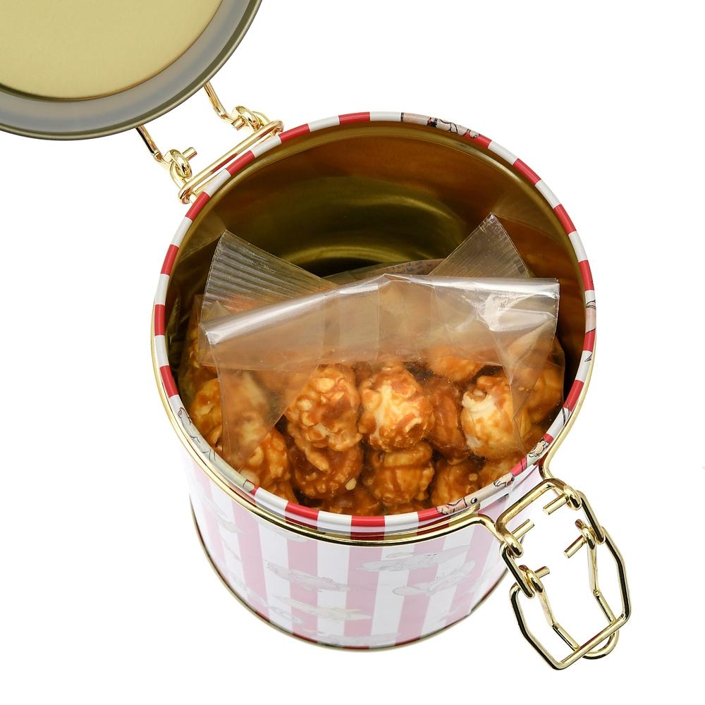 ダンボ キャラメルポップコーン キャニスター缶入り DUMBO 80