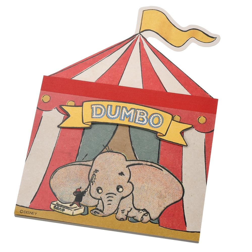 ダンボ&ティモシー メモ帳 Dumbo 80