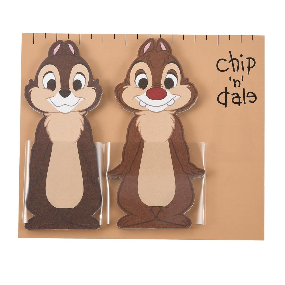 チップ&デール メモ帳 CHIP AND DALE 2021