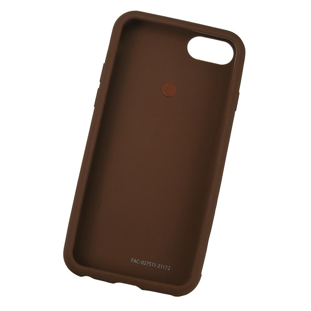 チップ iPhone 6/6s/7/8/SE用スマホケース・カバー バンド付き CHIP AND DALE 2021