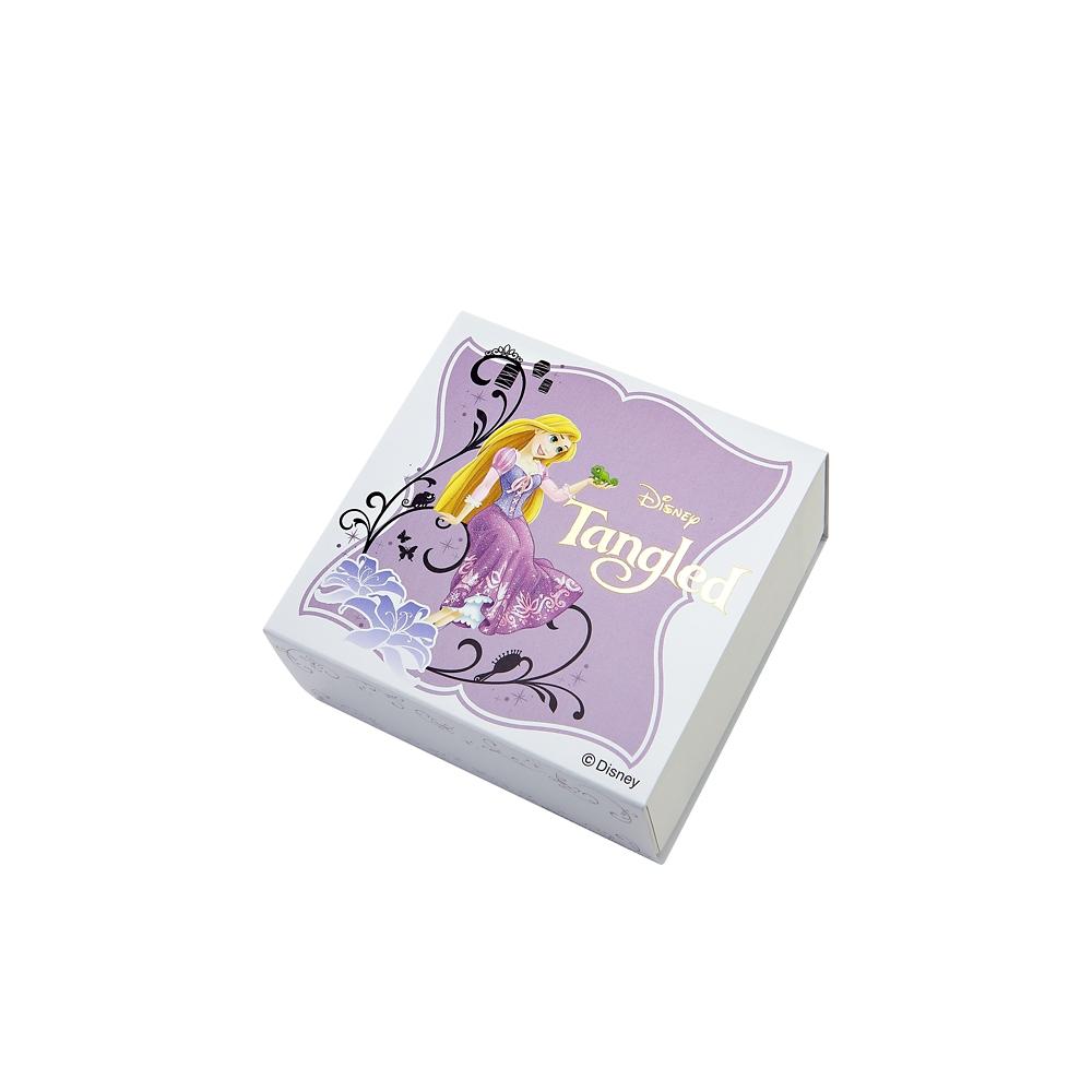 【送料無料】ディズニープリンセス ラプンツェル ホワイトゴールドペンダント