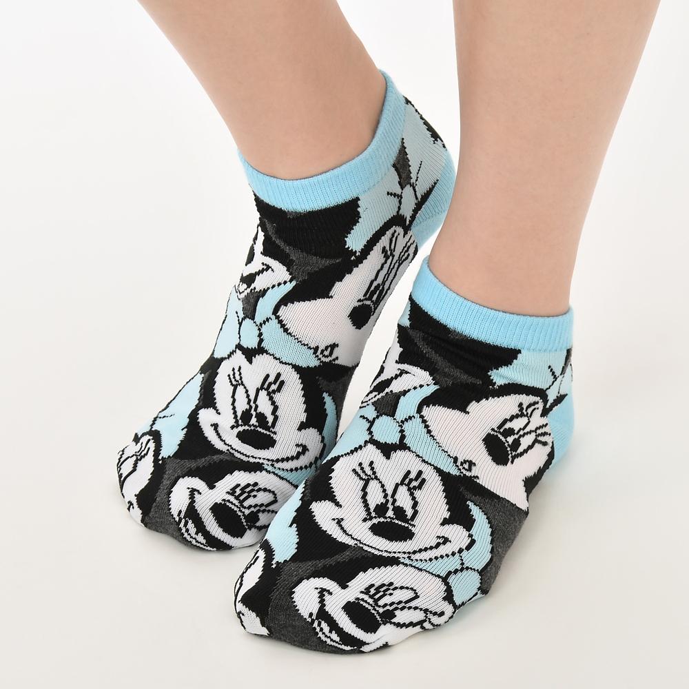 ミニー 靴下 くるぶし フェイス