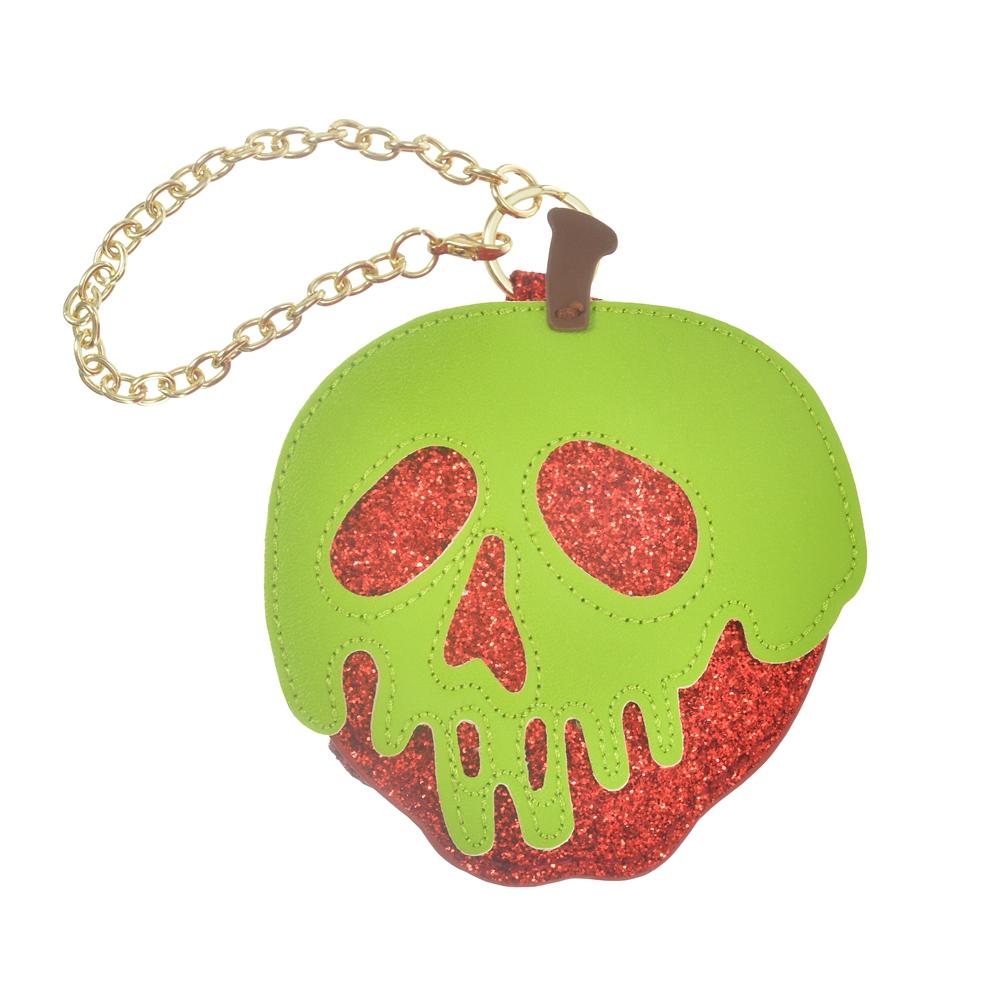 女王 ショッピングバッグ・エコバッグ ポーチ入り 毒リンゴ