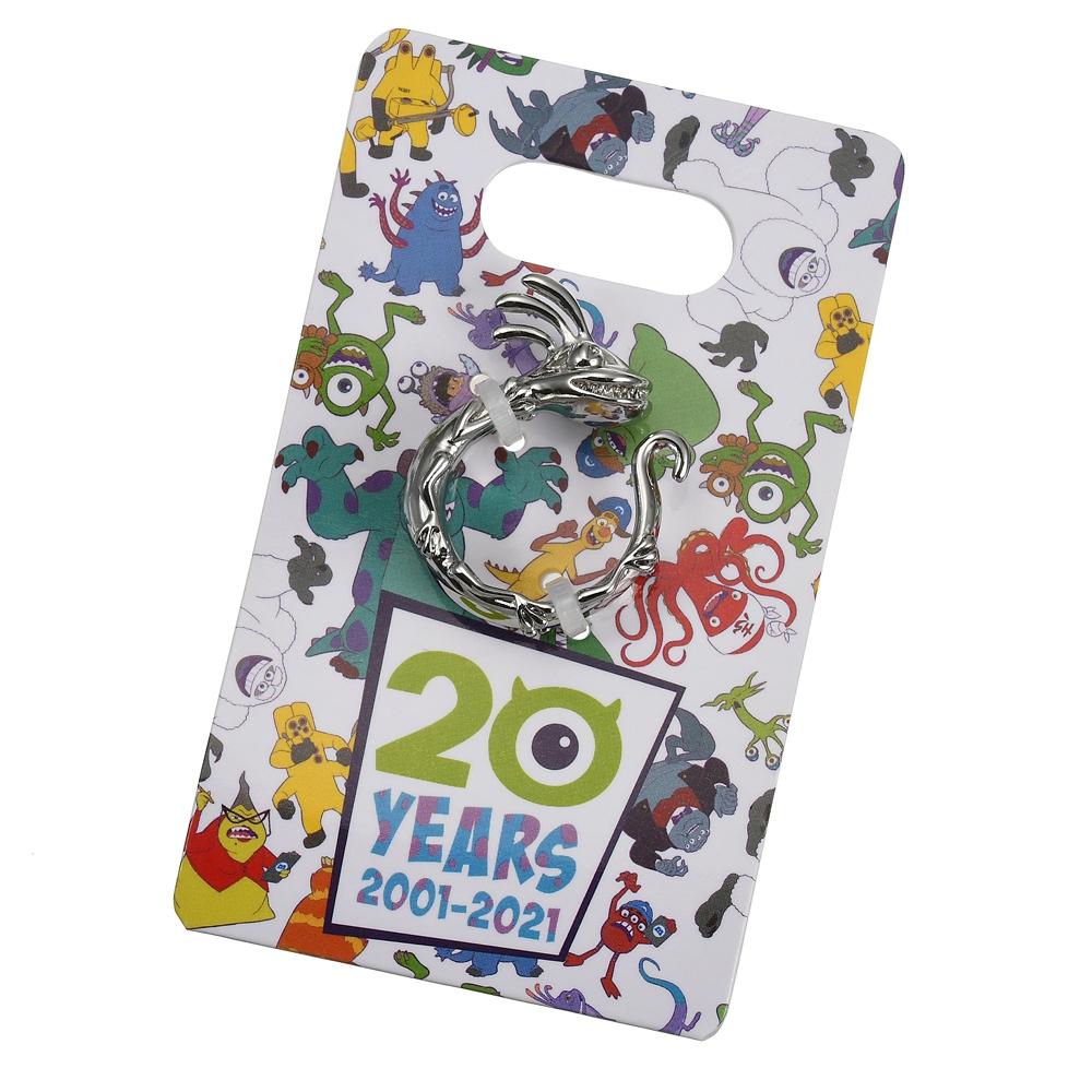 ランドール・ボッグス 指輪・リング フォークリング Monsters Inc. 20th