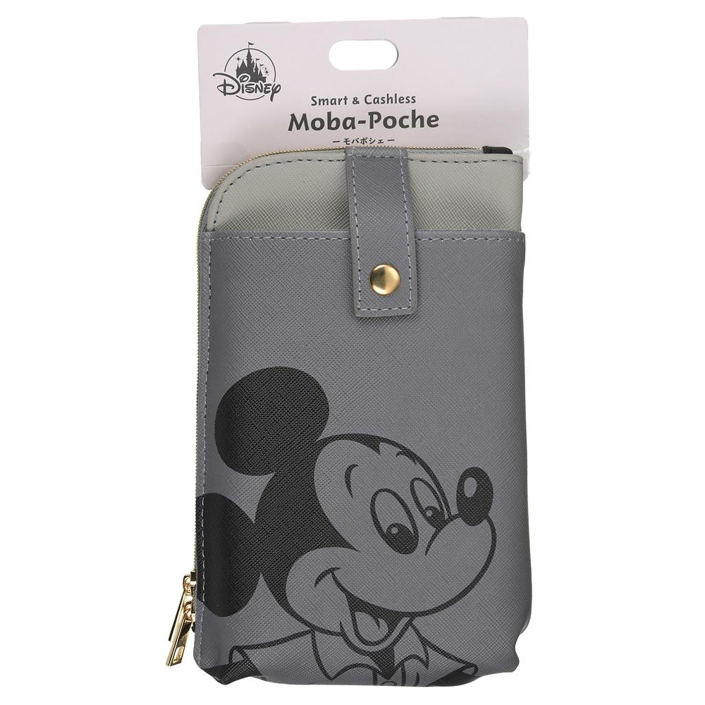 ミッキー モバポシェ クラシック Mobile Pochette
