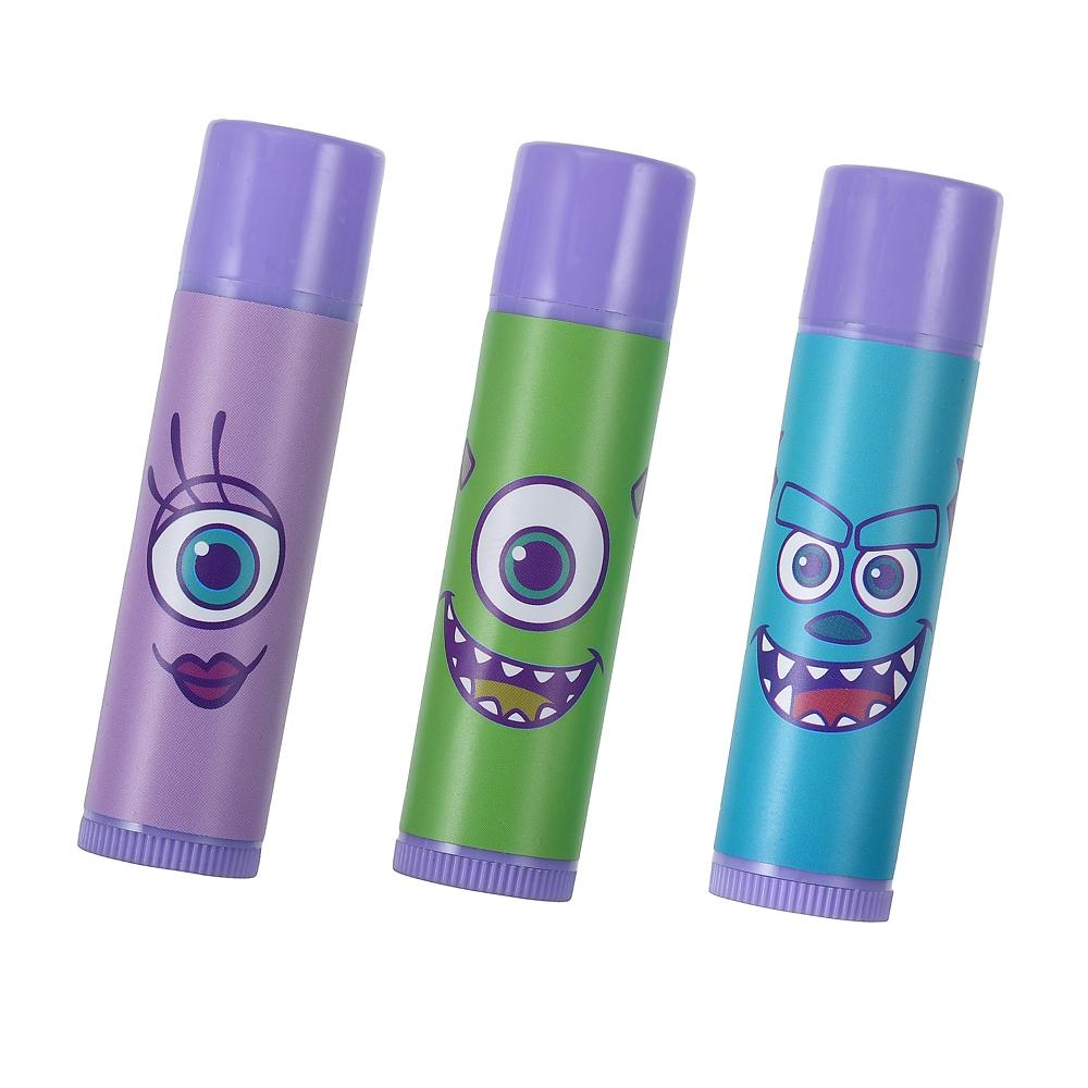 サリー、マイク、セリア リップクリーム セット Monsters Inc. 20th